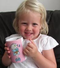 Herbal sleep tea for children