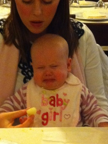 Does crying damage your baby