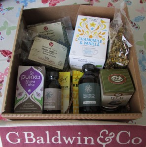 Baldwins destress pack for mums