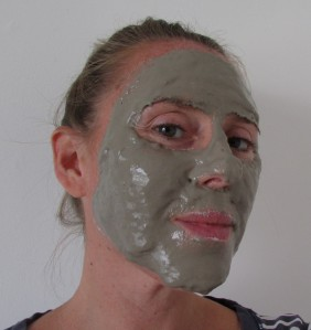 Spa minerals face pack